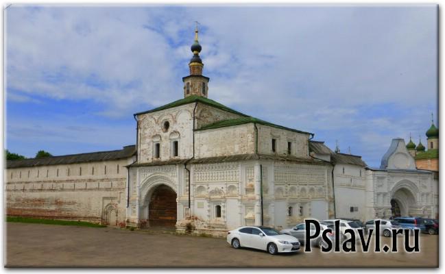 Успенский Горицкий монастырь
